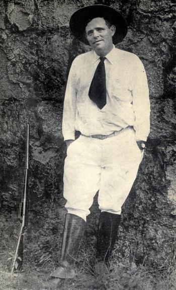Jack London 1916, hat nappal a halála előtt